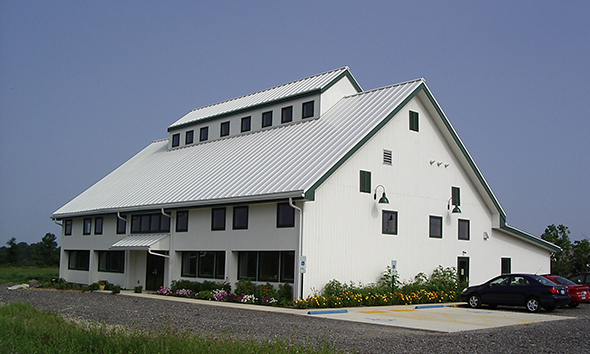 Image of our barn.